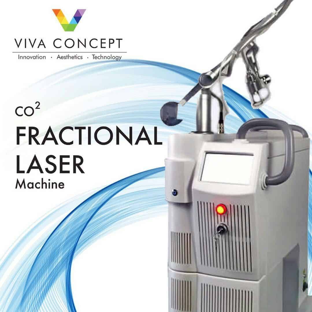 10600nm Fractional Co2 Laser