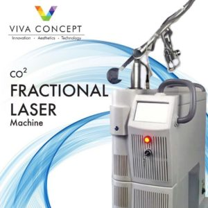 10600nm Fractional Co2 Laser treatment