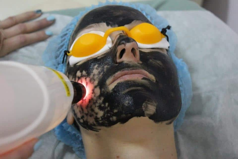 Black Doll Facial