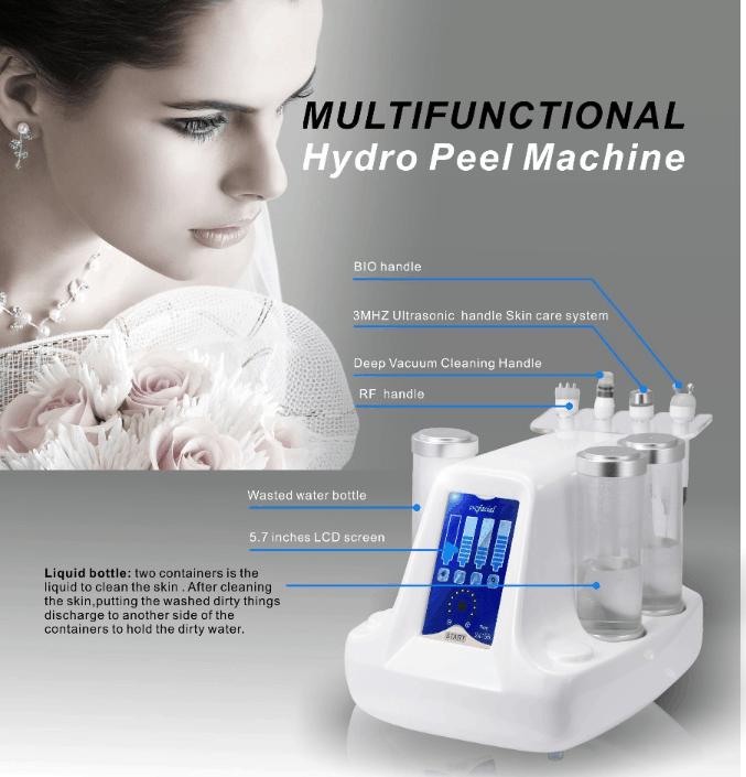 Hydrafacial machine introduction
