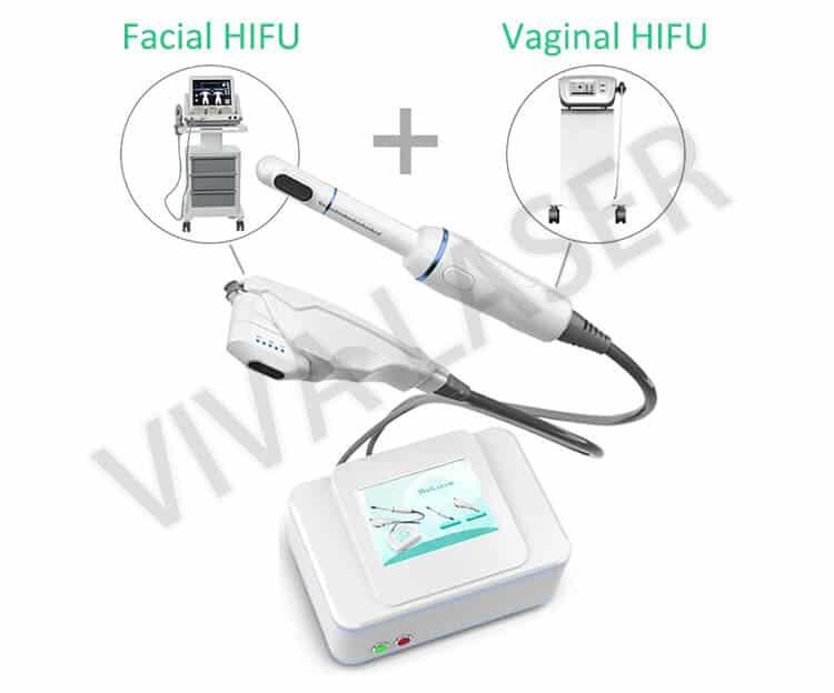 HIFU vaginal machine