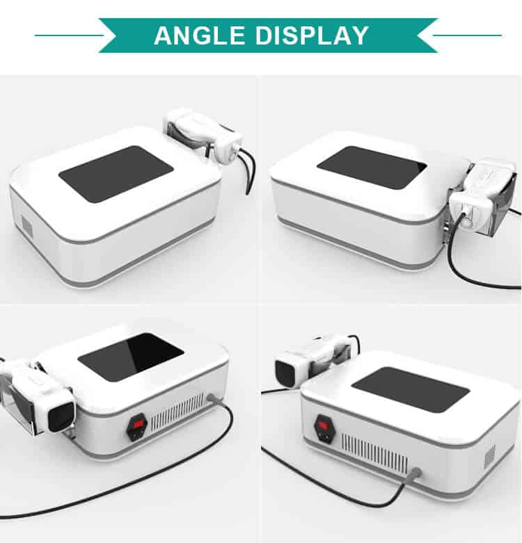 Portable design Liposonix machine
