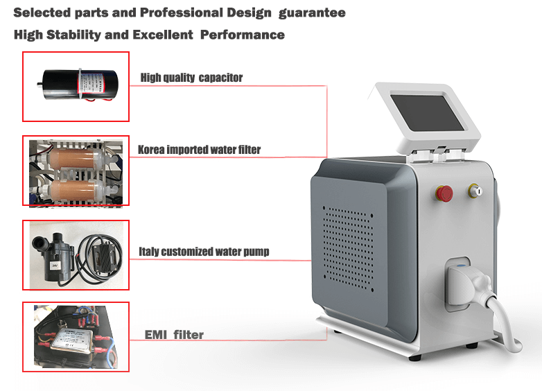 Best laser tattoo removal machine for sale manufacturer